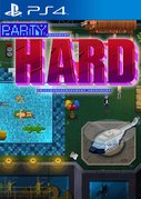 Cover zu Party Hard - PlayStation 4