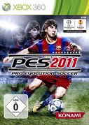 Cover zu Pro Evolution Soccer 2011 - Xbox 360