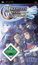Cover zu Phantasy Star Portable - PSP