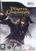 Cover zu Pirates of the Caribbean: Am Ende der Welt - Wii