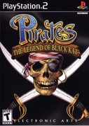 Cover zu Pirates: The Legend of Black Kat - PlayStation 2