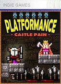 Cover zu Platformance: Castle Pain - Xbox 360