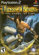 Cover zu Prince of Persia: The Sands of Time - PlayStation 2