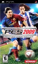 Cover zu Pro Evolution Soccer 2009 - PSP