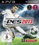 Cover zu Pro Evolution Soccer 2013 - PlayStation 3