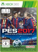 Cover zu Pro Evolution Soccer 2017 - Xbox 360