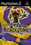 Cover zu Psychonauts - PlayStation 2