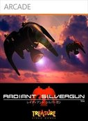 Cover zu Radiant Silvergun - Xbox 360