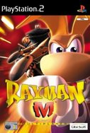Cover zu Rayman Arena - PlayStation 2
