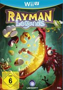 Cover zu Rayman Legends - Wii U