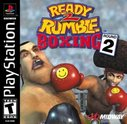 Cover zu Ready 2 Rumble Boxing: Round 2 - PlayStation