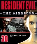 Cover zu Resident Evil: The Missions 3D - Handy