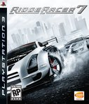 Cover zu Ridge Racer 7 - PlayStation 3