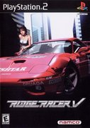Cover zu Ridge Racer V - PlayStation 2