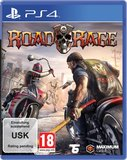 Cover zu Road Rage - PlayStation 4