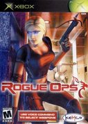 Cover zu Rogue Ops - Xbox