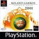 Cover zu Roland Garros French Open 2001 - PlayStation
