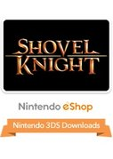Cover zu Shovel Knight - Nintendo 3DS