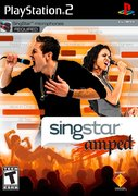 Cover zu SingStar: Amped - PlayStation 2