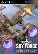 Cover zu Sky Force Anniversary - PlayStation 3