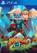 Cover zu Skylar & Plux: Adventure On Clover Island - PlayStation 4