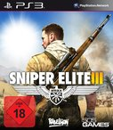 Cover zu Sniper Elite 3 - PlayStation 3