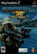 Cover zu SOCOM 2 - PlayStation 2