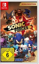 Cover zu Sonic Forces - Nintendo Switch
