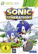 Cover zu Sonic Generations - Xbox 360