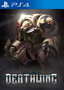 Cover zu Space Hulk: Deathwing - PlayStation 4