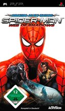 Cover zu Spider-Man: Web of Shadows - PSP