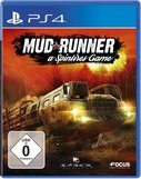 Cover zu Spintires: Mud Runner - PlayStation 4
