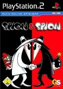 Cover zu Spion & Spion - PlayStation 2