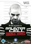 Cover zu Splinter Cell: Double Agent - Wii