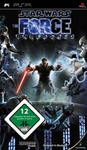 Cover zu Star Wars: The Force Unleashed - PSP