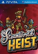 Cover zu SteamWorld Heist - PS Vita