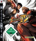 Cover zu Street Fighter IV - PlayStation 3