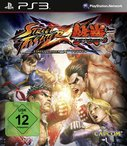 Cover zu Street Fighter X Tekken - PlayStation 3