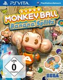 Cover zu Super Monkey Ball: Banana Splitz - PS Vita