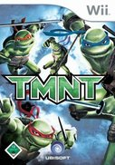 Cover zu Teenage Mutant Ninja Turtles - Wii