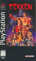Cover zu Tekken - PlayStation