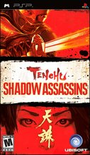 Cover zu Tenchu: Shadow Assassins - PSP