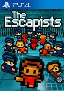 Cover zu The Escapists - PlayStation 4
