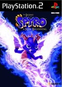 Cover zu The Legend of Spyro: A New Beginning - PlayStation 2