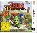 Cover zu The Legend of Zelda: TriForce Heroes - Nintendo 3DS