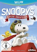 Cover zu The Peanuts Movie: Snoopy's Grand Adventure - Wii U