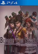 Cover zu Tidal Affair: Before The Storm - PlayStation 4