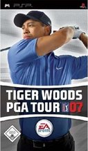 Cover zu Tiger Woods PGA Tour 07 - PSP