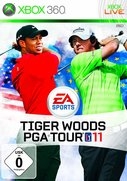 Cover zu Tiger Woods PGA Tour 11 - Xbox 360