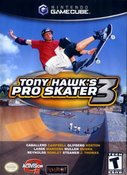 Cover zu Tony Hawk's Pro Skater 3 - GameCube